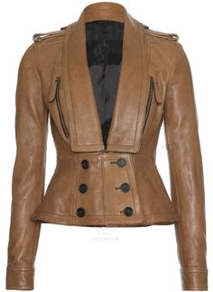 Leather Jacket # 252 - 50 Colors [Leather Jacket # 252] - $145.00 : LeatherCult.com, Leather Jeans | Jackets | Suits