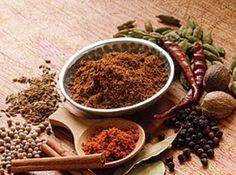 Garam Masala (Tempero indiano)