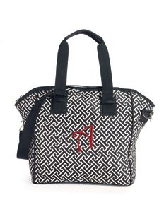 Initials, Inc. - Free Personalization - Downtown Tote in Echo Fall Winter 2015, Spring Summer 2016, Initials Inc, Shoulder Bag, Bags, Free, Accessories, Women, Style