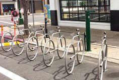 Fábrica de bicicletários
