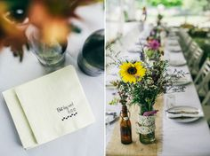 Kailey and Ethan's Bohemian Beach Wedding