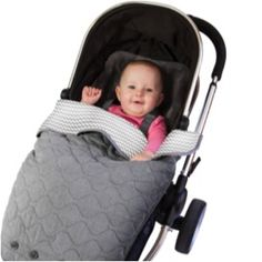 Outlook Australia is coming to the rescue of parents with their new All Seasons Pram Quilt – Guaranteed not to fall off!