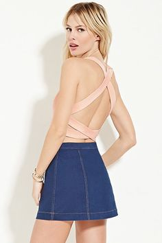 Cropped - Cropped | WOMEN | Forever 21