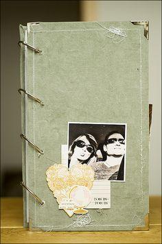 Minibook (Januarkit Papierwerkstatt)