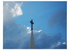 Steeple Cross 5x7 Photo by Sweetlandarts on Etsy, $8.00