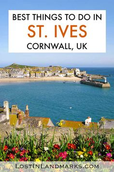 Discount Airfares Through The USA To Germany - Cost-effective Travel World Wide Things To Do In The Seaside Town Of St Ives In Cornwall, England Uk. This Beautiful Cornish Village Is A Great Place To Go When Visiting Cornwall In Britain Best Places To Travel, Cool Places To Visit, Places To Go, Cornwall England, England Uk, Oxford England, Yorkshire England, Yorkshire Dales, London England