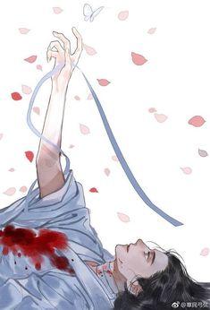 Manga Anime, Sad Anime, Anime Guys, Anime Art, Boy Art, Art Girl, Character Inspiration, Character Design, Fantasy Male