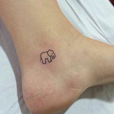 50 идей маленьких и лаконичных татуировок
