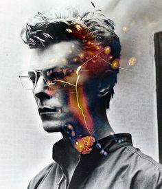 David Bowie, por Lucas Simões