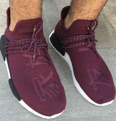 Pharrell X adidas NMD's