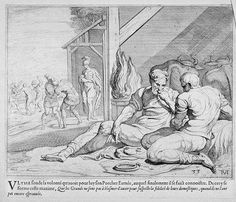 Odysseus and Eumaios  17th century etching  Theodor van Thulden (1606 - 1669)  Fine Arts Museums of San Francisco Homer Odyssey, Greek And Roman Mythology, Museum Of Fine Arts, Art Google, 17th Century, Folklore, Art Reference, Tapestry, Gallery