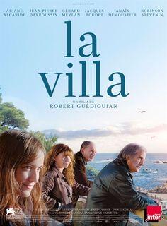 Dans une calanque près de Marseille, au creux de l'hiver, Angèle, Joseph et Armand, se rassemblent autour de leur père vieillissant.