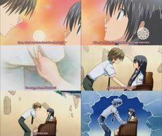 Kei Takishima and Hikari Hanazono Special   A loved this part