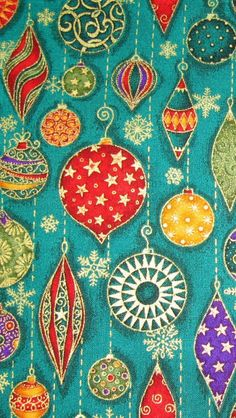 Christmas Decorations Pattern #iPhone #5s #Wallpaper