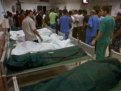وزارة الصحة في #غزة : 306 شهيد و 2250 جريحاً منذ بدء العدوان الصهيوني.  لكى الله ياغزه