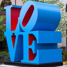 High Polished Philadelphia Love Statue Replica Stainless Steel Blue Love Sculpture for Sale Outdoor Modern Metal Sculpture Fine Sculpture Sculptures For Sale, Sculpture Ideas, Love Statue, Elements Of Art, Philadelphia, Stainless Steel, Random, Metal, Outdoor Decor