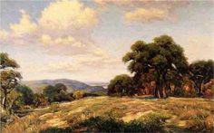 Purple Hills - Robert Julian Onderdonk