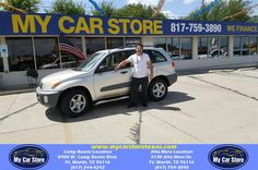 Congratulations Genaro on your #Toyota #RAV4 from Reuben Flores at My Car Store!  https://deliverymaxx.com/DealerReviews.aspx?DealerCode=OUVL  #MyCarStore