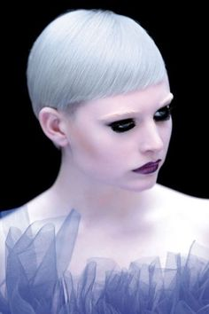 Spectre Collection by X-Presion Creativos  Saco Creative Team | See more #hair collections on www.salonmagazine.ca