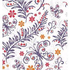 Mosaic Mural Flower Art Pattern VG-PAF83 - Voglus Mosaic