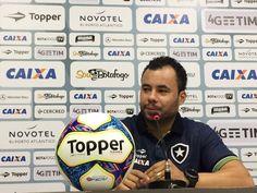 BotafogoDePrimeira: Jair minimiza maratona de três partidas na semana:...