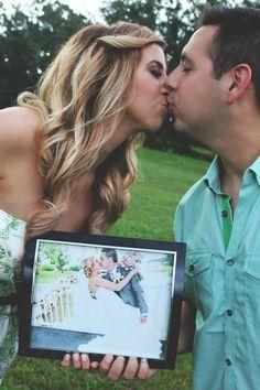 One year wedding anniversary photos / photo shoot