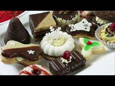 Christmas Cookies, Cheesecake, Pudding, Sweets, Food, Youtube, Anna, Biscuits, Bakken