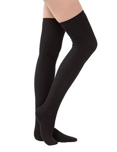 4677f73c246d7c Dimore Plus Size Button Leg Warmers Boot Cuffs for Boots Knit Leg Warmers  with Lace Crochet Black at Amazon Women's Clothing store: