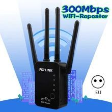 Wireless Wi Fi 802 11n 300mbps 2 4g Firewall Home Router Repeater Extender Repetidor Booster For Xia Wifi Wireless Routers Router