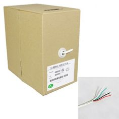 CL3 Four Conductor Speaker Wire 500 Feet UL Listed New C500-16-4 by Theater Solutions. Save 49 Off!. $179.99. SpecificationsBrand New 500 Foot CL3 Four Conductor Speaker Wire16 Gauge, 65 Strand and SRPVC Ultra Flexible InsulationUL Listed for All In-Wall and In-Ceiling Speaker ApplicationsSunlight Resistant and Burial Grade for All Outdoor SpeakersUse for All Class 2 and 3 CircuitsROHS Compliant for a Cleaner EarthETL CertifiedOxygen Free Copper (OFC)100 Foot and 1000 Foot Rol...