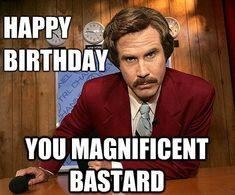 Birthday Funny Happy Birthday Meme Happy Birthday Quotes pertaining to Birthday Meme For Him - Best Birthday Party Ideas Birthday Quotes Funny For Him, Funny Happy Birthday Pictures, Funny Happy Birthday Wishes, Happy Birthday Brother, Funny Quotes For Teens, Funny Birthday, Birthday Greetings, Birthday Ideas, Funny Pictures