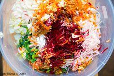 Pikantní kvašená zelenina – Greenwayfood Ethnic Recipes, Food, Essen, Meals, Yemek, Eten