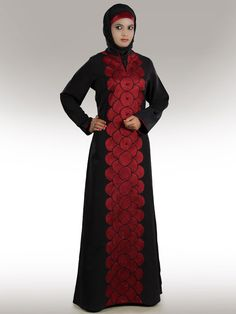 Hey, I found this really awesome Etsy listing at https://www.etsy.com/listing/162465745/embroidered-romana-abaya-ay-208-muslim
