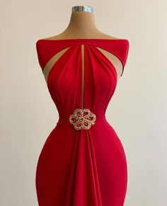 Mermaid Red prom dresses, Long Prom Dress, Prom Dresses · Fancygirldress · Online Store Powered by Storenvy Stunning Dresses, Beautiful Gowns, Pretty Dresses, Event Dresses, Prom Dresses, Dress Prom, Corset Dresses, Sexy Dresses, Custom Dresses
