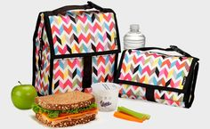 OUTDOOR & PET: Packit freezable, foldable lunch bags by Cambur Industries