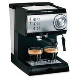 Hamilton Beach - Espresso Maker - Black, 40715
