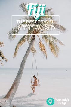 An extensive overview for planning the perfect Fiji honeymoon. A breakdown of the islands in Fiji the best resorts on offer things to do Fiji honeymoon cruises and more. Fiji Honeymoon, Honeymoon Cruises, Honeymoon Ideas, Fiji Travel, Asia Travel, Solo Travel, Places To Travel, Travel Destinations, Romantic Destinations