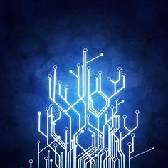 Circuit Board Technology Photograph  - Circuit Board Technology Fine Art Print