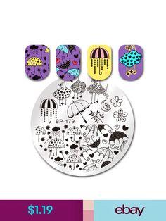 Born Pretty Nail Art Stamping Sets #ebay #Health & Beauty