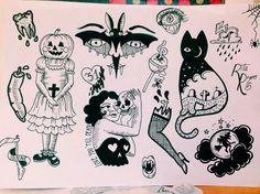 תוצאת תמונה עבור old school tattoo punk
