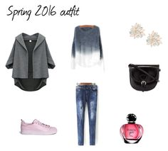 """Sping 2016 outfit"" by netstylistka on Polyvore featuring moda, Opening Ceremony i Cara"