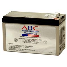 American Battery - Strategic Rbc2 Replacement Battery For Apc Ups