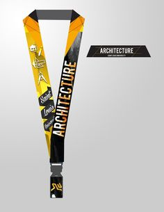 Lanyard Design Template | Company Lanyard On Behance Lanyard Pinterest Behance
