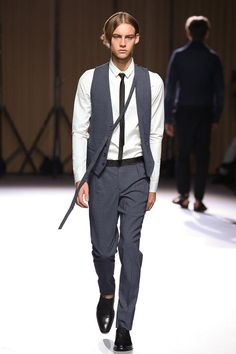 Standard Deviation - Fashion. Design. Culture. Art. Myko.: ATO Spring / Summer 2013 Menswear Runway