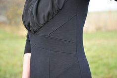Wykrój do pobrania, free sewing pattern, papavero.pl