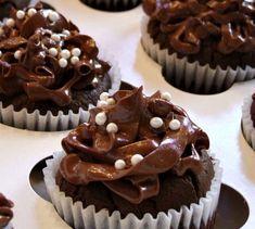 Recipe for Sugar Free Chocolate Cupcakes, made with Splenda. Recipe for Sugar Free Chocolate Cupcakes, made with Splenda. Sugar Free Cupcakes, Sugar Free Deserts, Sugar Free Sweets, Cupcake Cakes, Cup Cakes, Fancy Cupcakes, White Cupcakes, 12 Cupcakes, Splenda Recipes