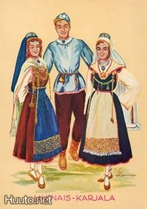 Folk Costume, Costumes, Scandinavian Countries, Princess Zelda, Disney Princess, Black And White Pictures, Traditional Outfits, Finland, Art Reference