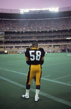 Jack Lambert, Ohio Usa, Tough Guy, Great Team, One Team, Pittsburgh Steelers, American Football, Football Players, Black N Yellow