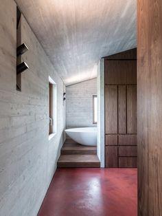 Вилла в Урбино, Италия: работа архитекторов бюро GGA Architects | AD Magazine