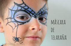 Disfraces que sólo requieren maquillaje: Paso a paso | Blog de BabyCenter
